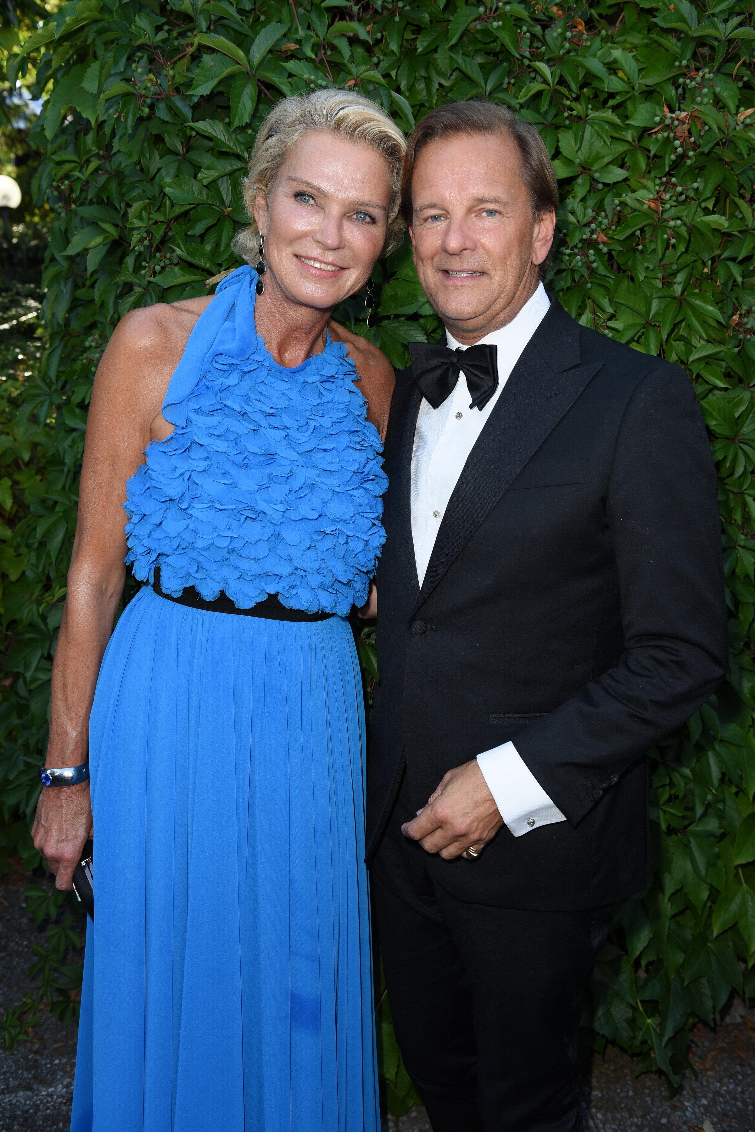 Seit 2018 ist Stephanie von Pfuel mit Edmond Fokker van Crayestein glücklich. Er sieht ihrem Ex-Freund zum Verwechseln ähnlich.  © picture alliance/AAPimages