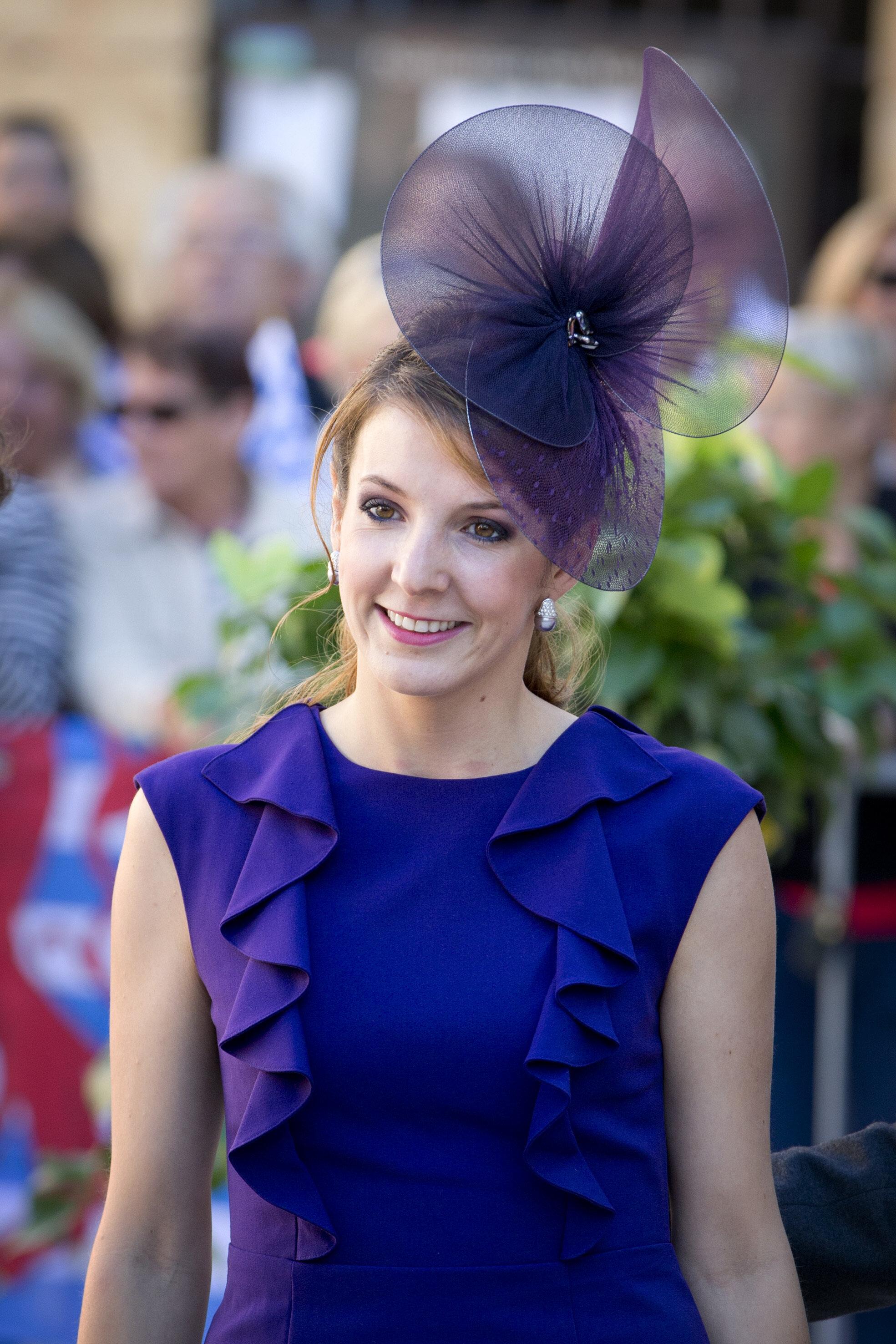 Durch ihre Hochzeit mit Prinz Louis wurde Tessy 2006 Teil der großherzoglichen Familie von Luxemburg. Doch selbst nach der Scheidung leidet ihre Familie unter schrecklichen Anfeindungen.  © dpa