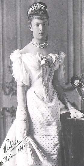 Erzherzogin Marie Valerie war das vierte Kind von Kaiserin Elisabeth und Kaiser Franz Joseph.  © Gemeinfrei