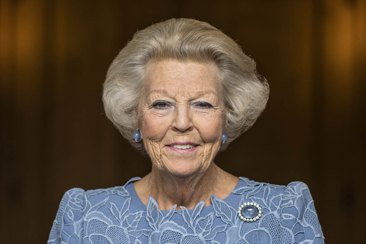 Prinzessin Beatrix wurde als junges Mädchen beim Stehlen erwischt, doch sie hat ihre Lektion gelernt.  © RVD - Jeroen van der Meyde