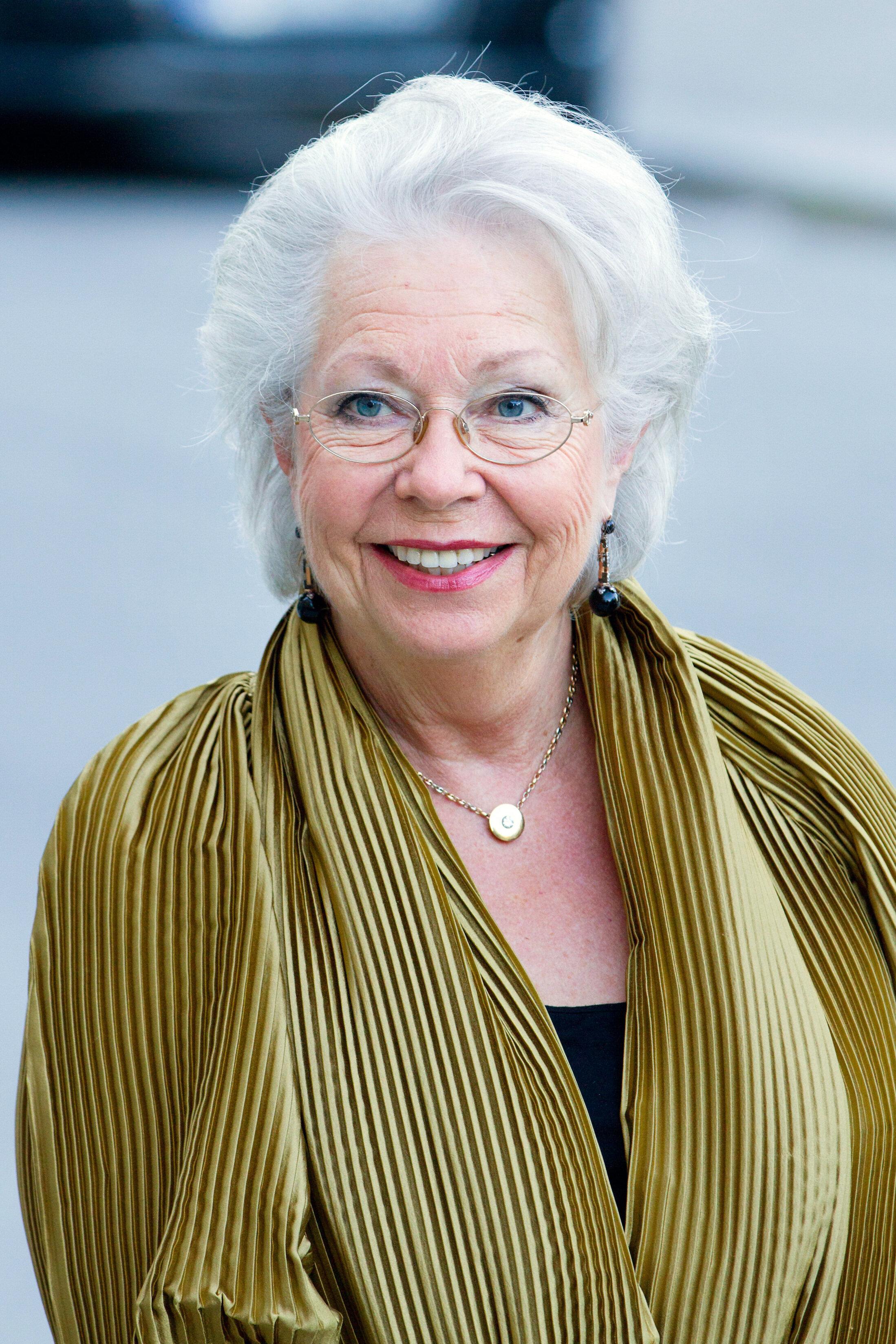 Prinzessin Christina hat nun ein Buch über ihre jung verstorbene Großmutter Kronprinzessin Margaret geschrieben. © dpa
