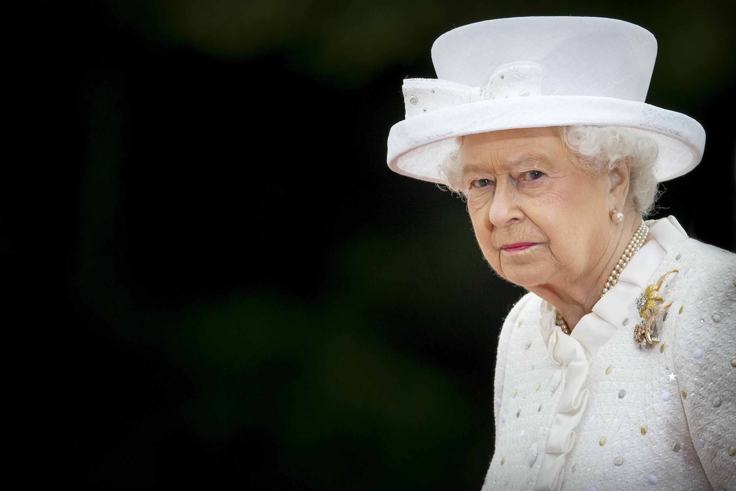 Queen Elizabeth hatte 2019 wenig zu lachen. Ihre Familie sorgte immer wieder für hässliche Schlagzeilen.  © dpa