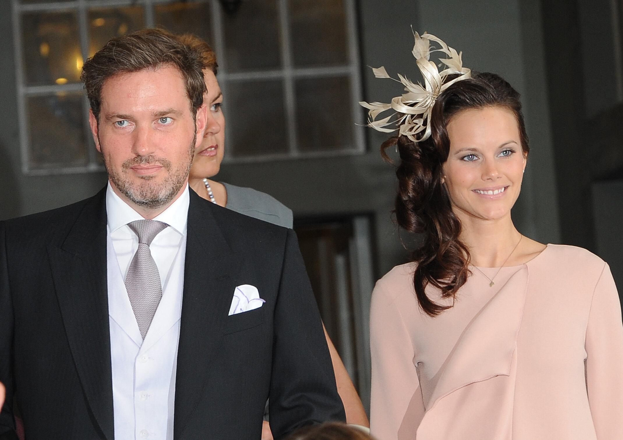 Christopher O'Neill und Prinzessin Sofia kannten sich bereits, bevor sie ins schwedische Königshaus eingeheiratet haben.  © dpa