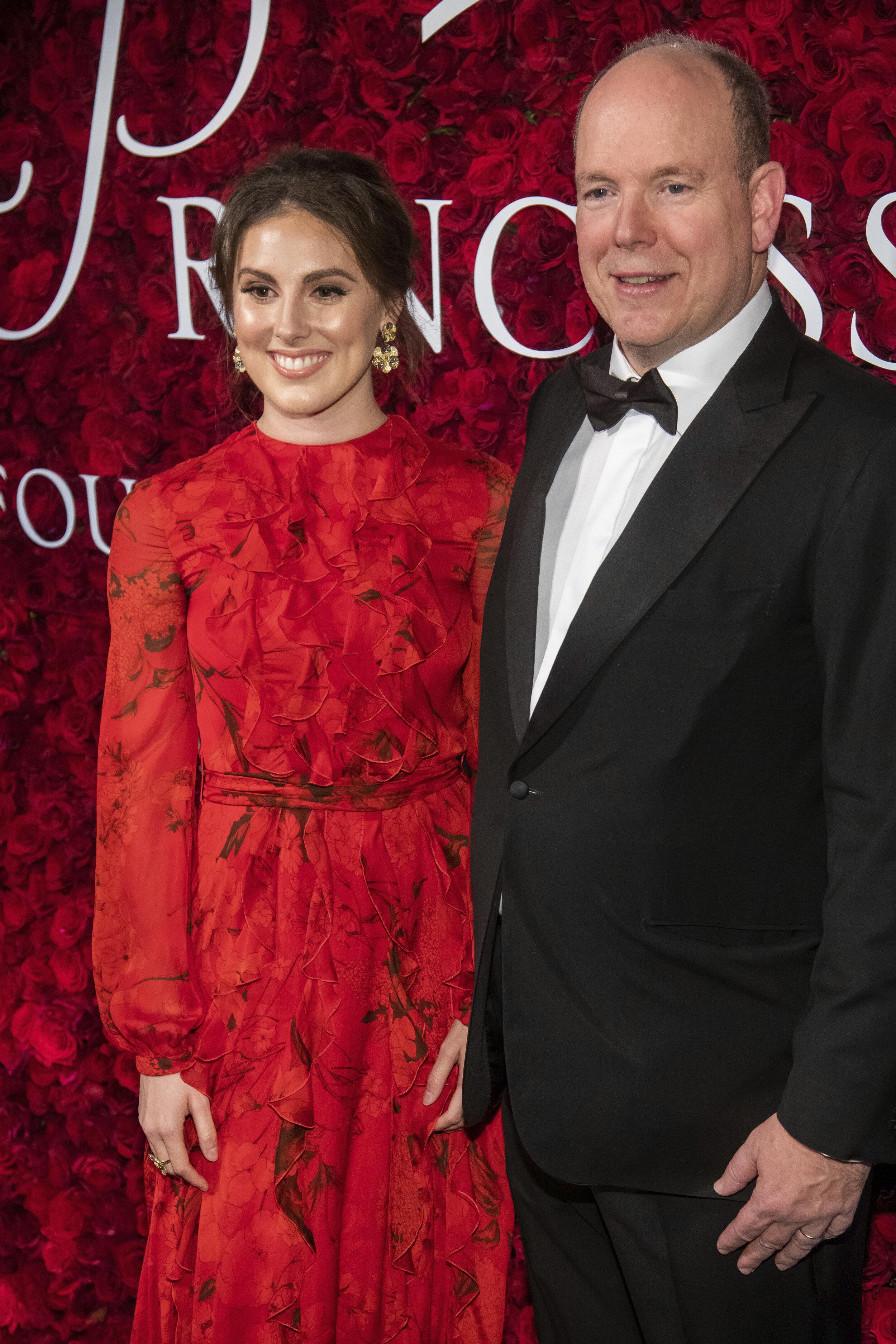Fürst Albert kam dieses Jahr ohne seine Frau zu der Gala. Im vergangenen Jahr war Fürstin Charlène jedoch dabei.  © picture alliance/AP/Invision