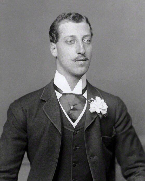 """Außerdem gab es immer wieder Gerüchte, dass Prinz Albert Victor in Wahrheit der Massenmörder """"Jack the Ripper"""" sein könnte. Historiker halten das aber für unsinnig. © Gemeinfrei"""
