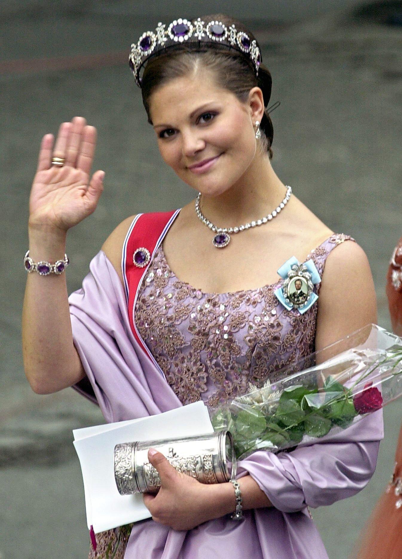 Victoria von Schweden Schmuck