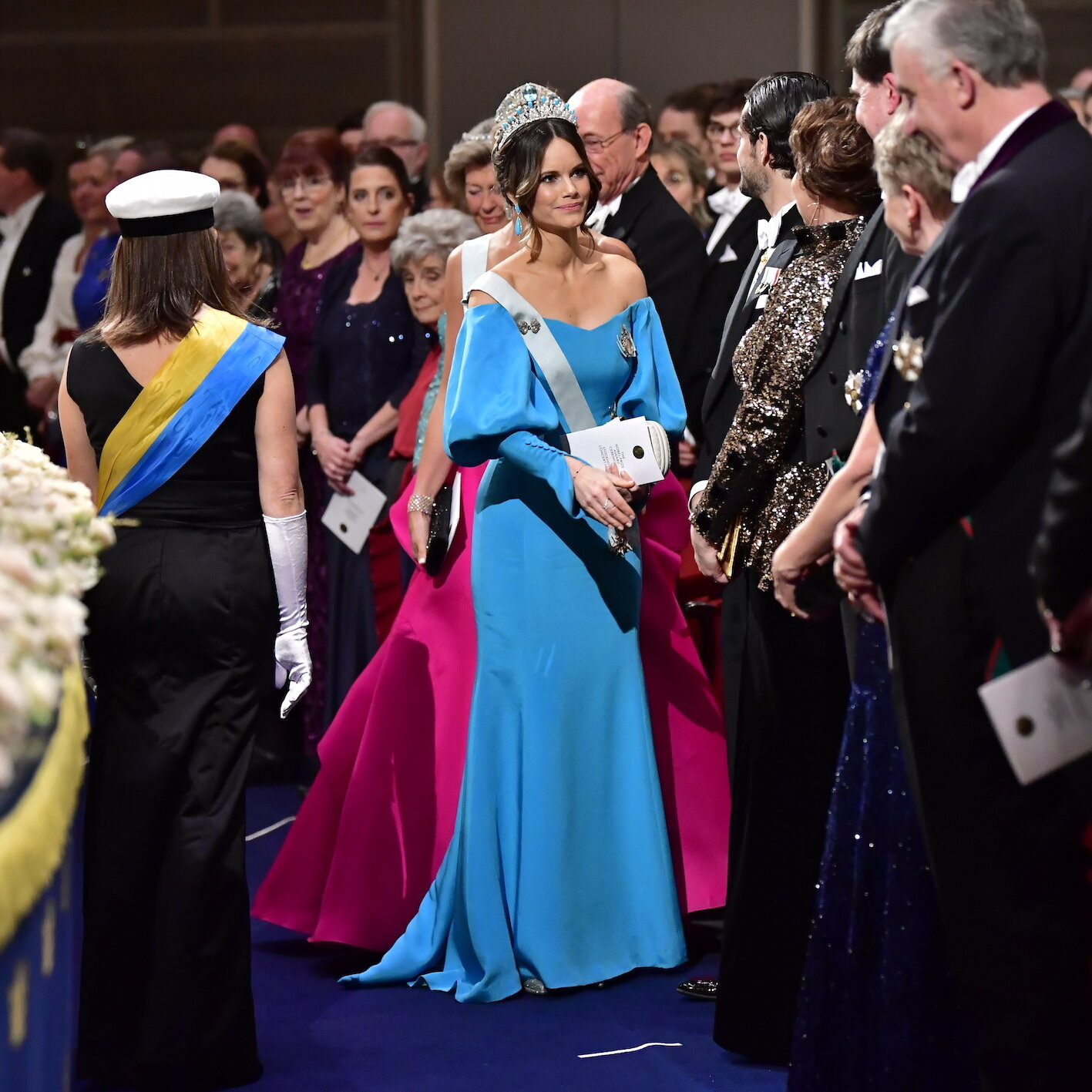 friedensnobelpreis verleihung 2019