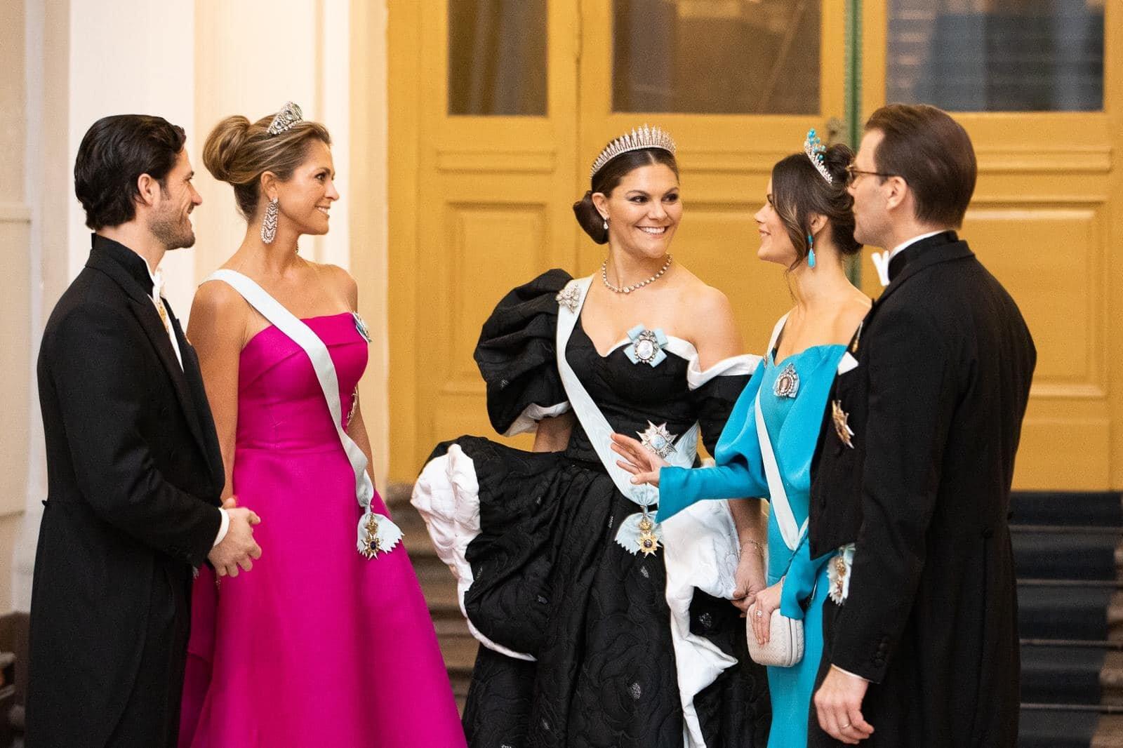 Kein Streit bei den schwedischen Royals: Prinzessin Sofia wird von ihrer Familie akzeptiert.  © Sara Friberg/Kungl. Hovstaterna
