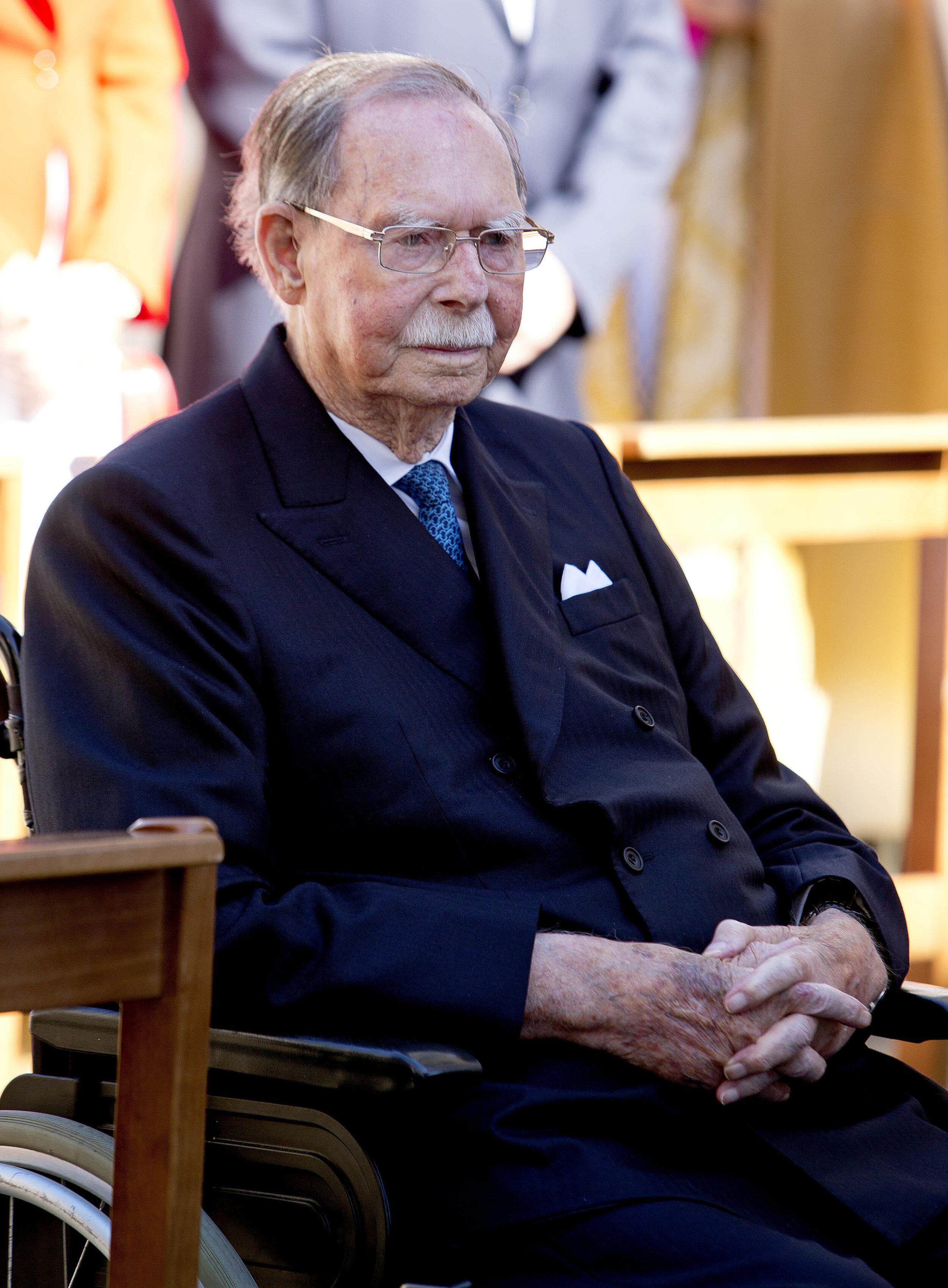 Jean von Luxemburg hatte ein erfülltes Leben.  © dpa