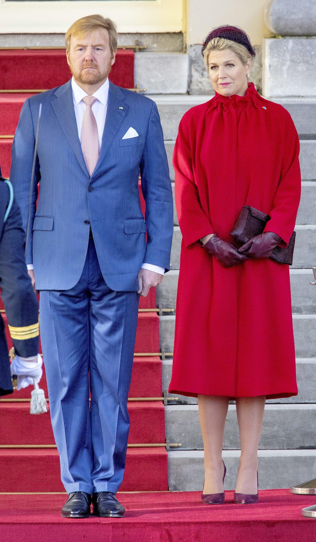"""König Willem-Alexander und Königin Maxima haben bereits vor Jahren eine Vereinbarung mit der Presse geschlossen.Weil """"RTL Boulevard"""" gegen den Medienkodex verstoßen hat, zieht der Palast Konsequenzen.  © picture alliance/RoyalPress Europe"""