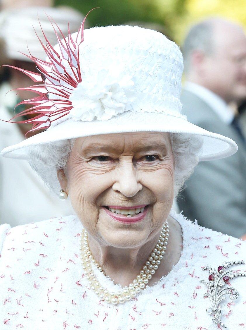 Queen Elizabeth belegt nun Platz fünf der am längsten regierenden Monarchen. Die am längsten regierende Frau ist sie schon jetzt.  © dpa