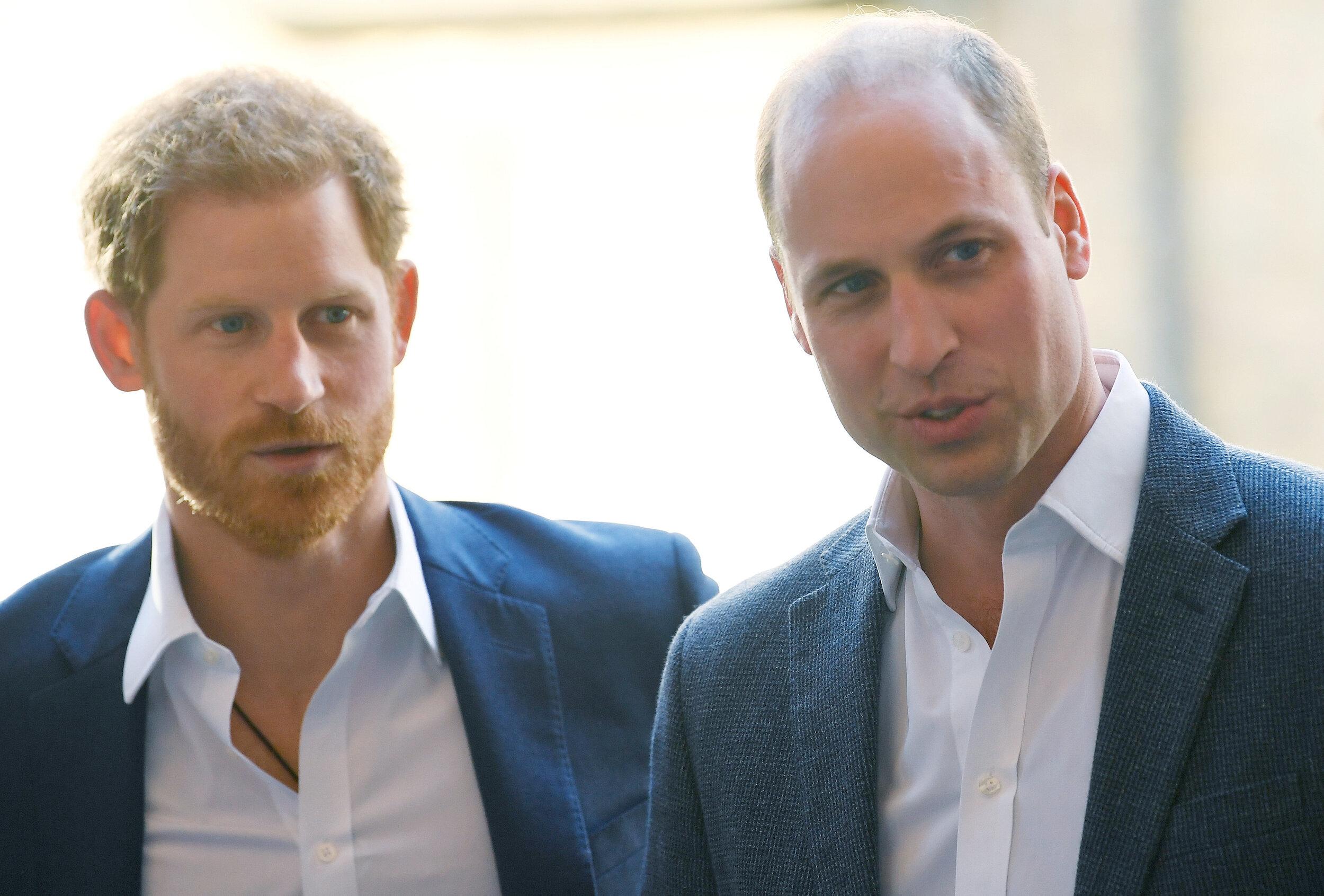 Prinz Harry und Prinz William: Das sind ihre Stiefgeschwister