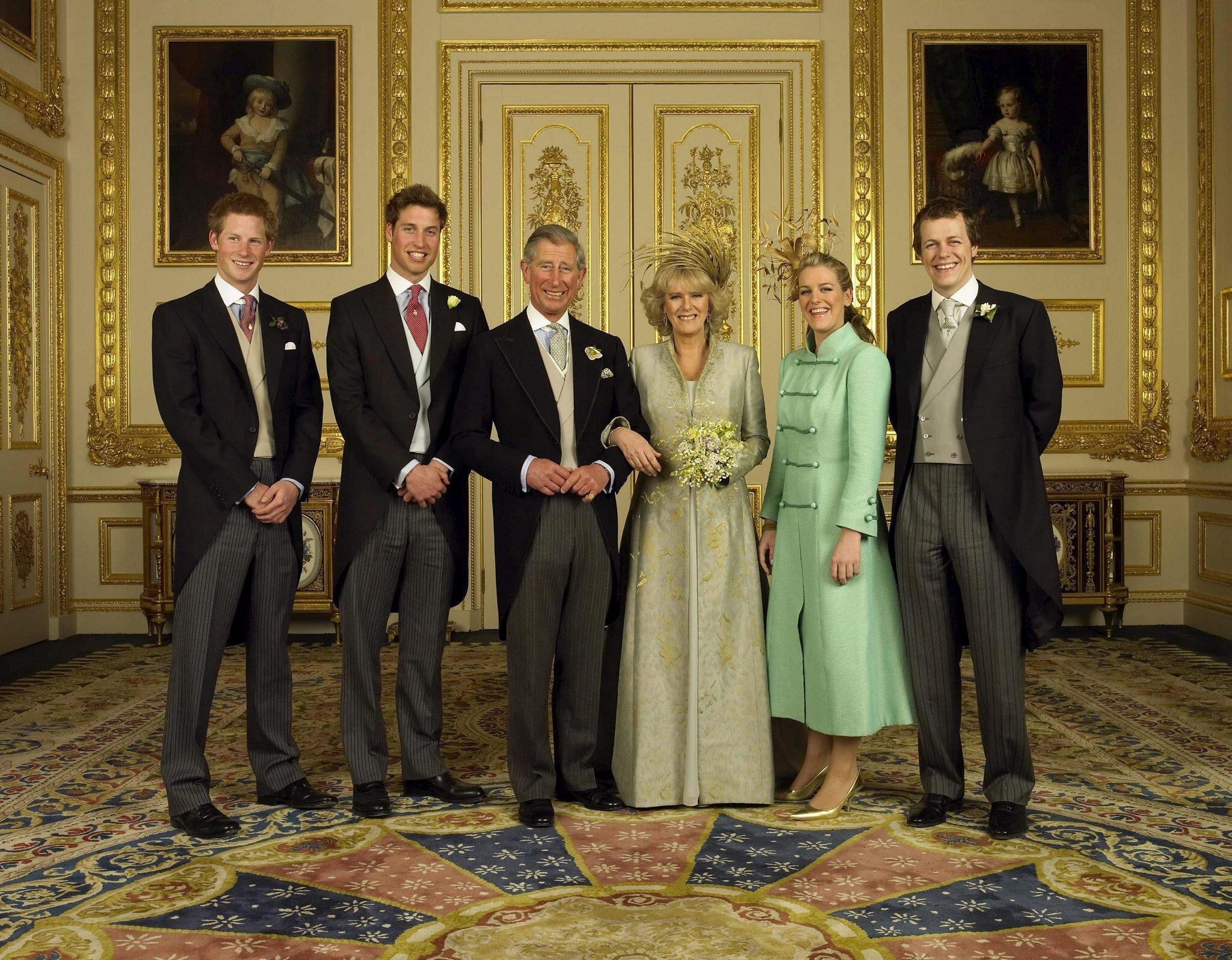 Familie Prinz Charles