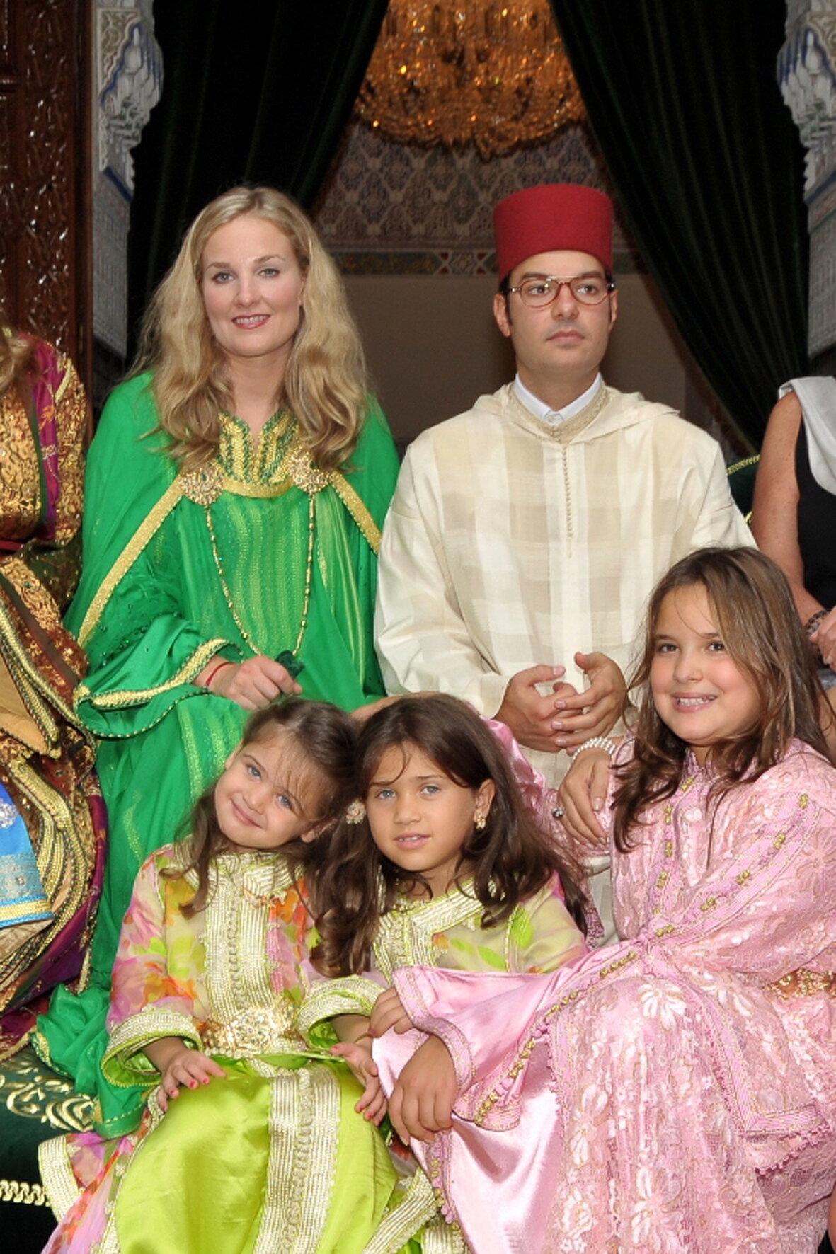 Lalla Anissa alias Anika Lehmkuhl Royals Marokko