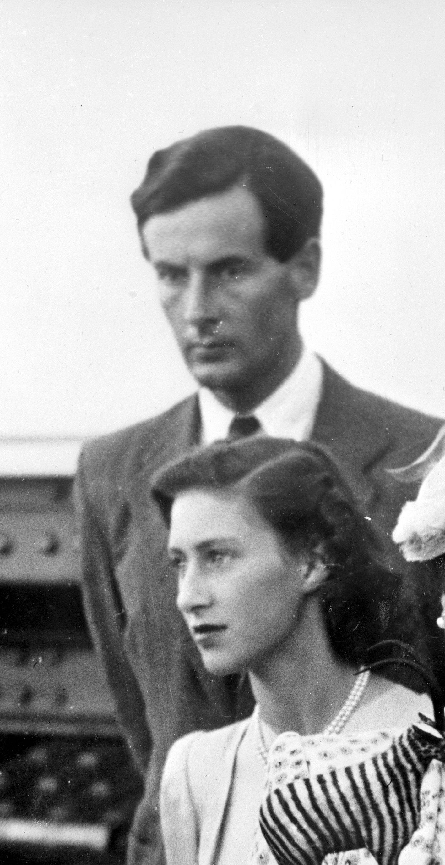 Prinzessin Margaret wollte Peter Townsend heiraten, doch ihre Liebe stieß auf Widerstände. © United Archives