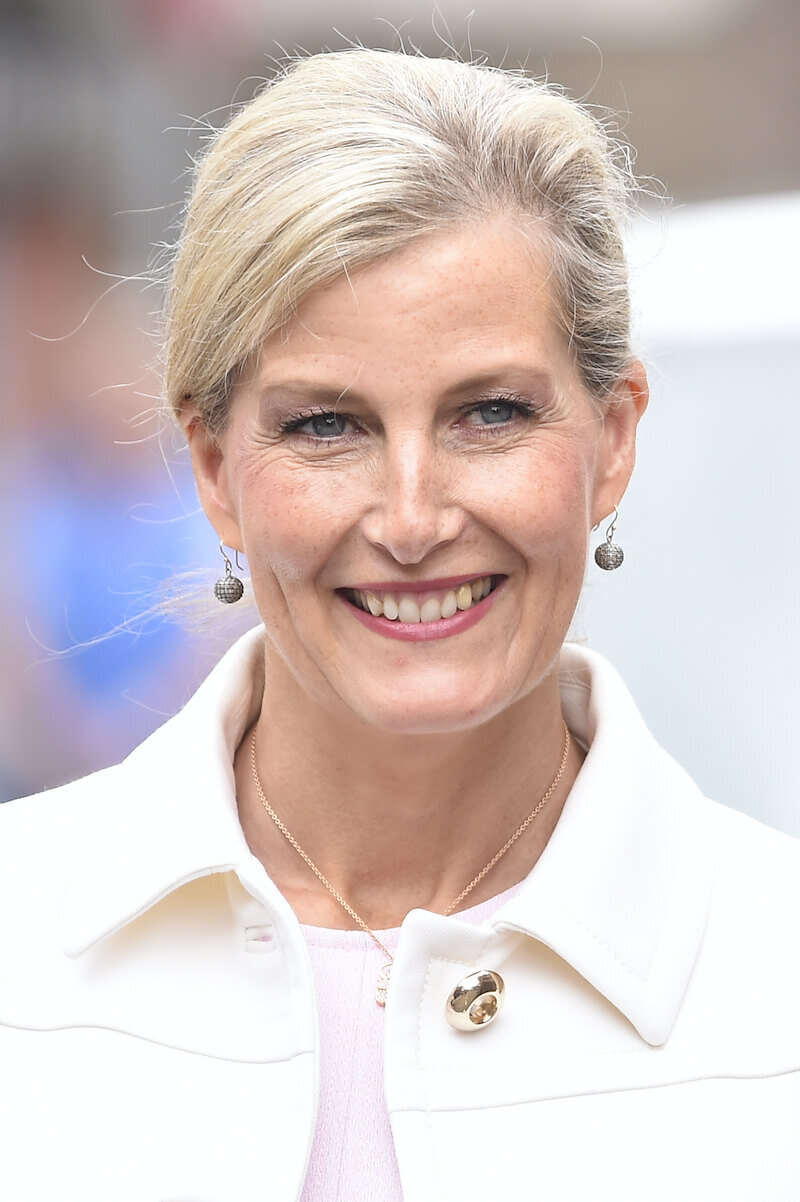 Sophie von Wessex ist auch in Deutschland sehr beliebt.  © picture alliance