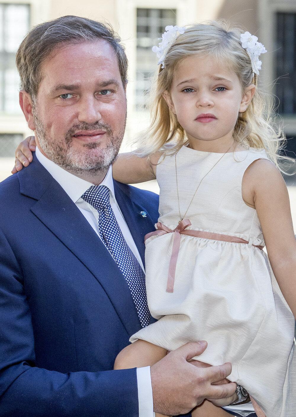 Prinzessin Leonore kann keine Königin von Schweden mehr werden.  © dpa