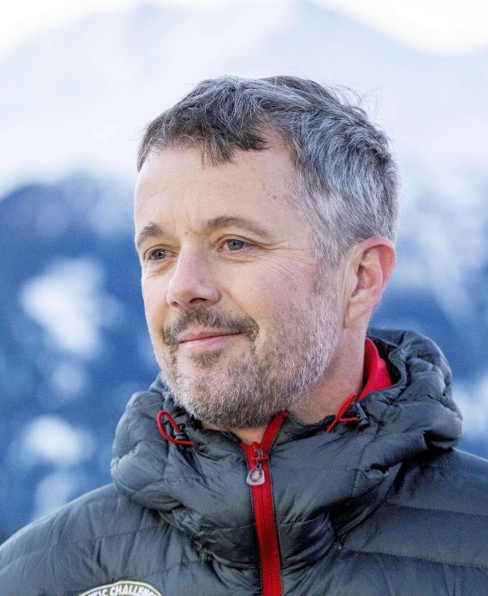 Kronprinz Frederik hatte einen Unfall beim Skifahren in der Schweiz.  © picture alliance/RoyalPress Europe