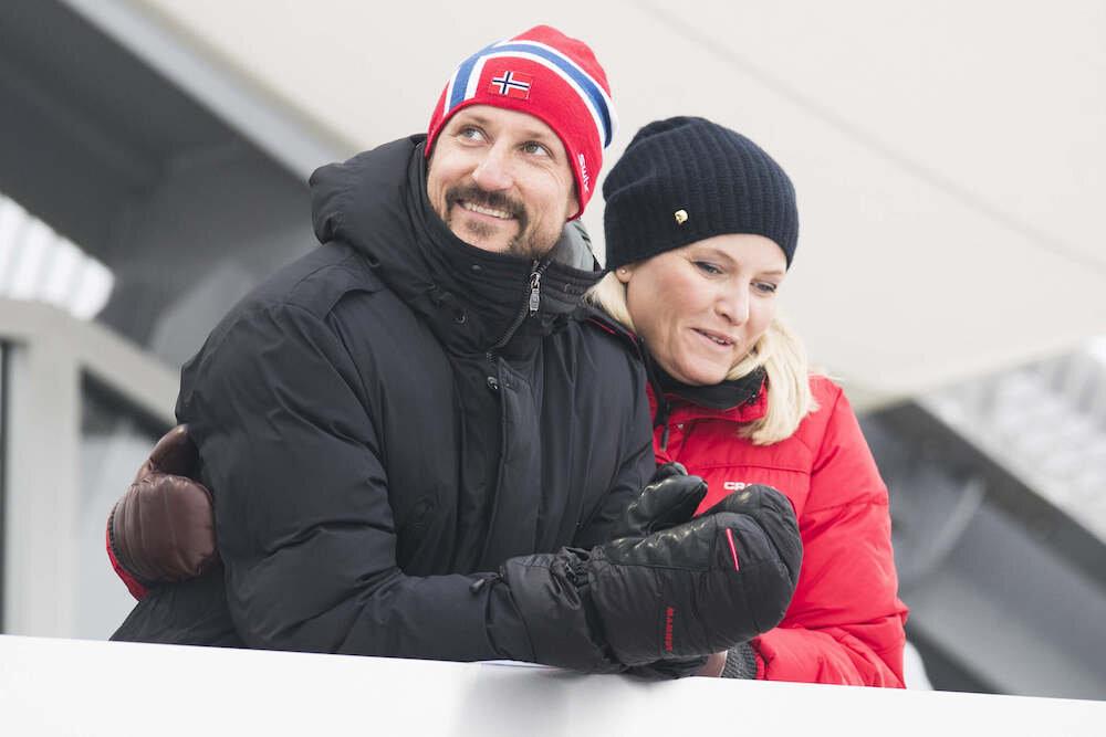 Kronprinz Haakon und Kronpinzessin Mette-Marit mussten schon viele Schicksalsschläge gemeinsam meistern.  © picture alliance