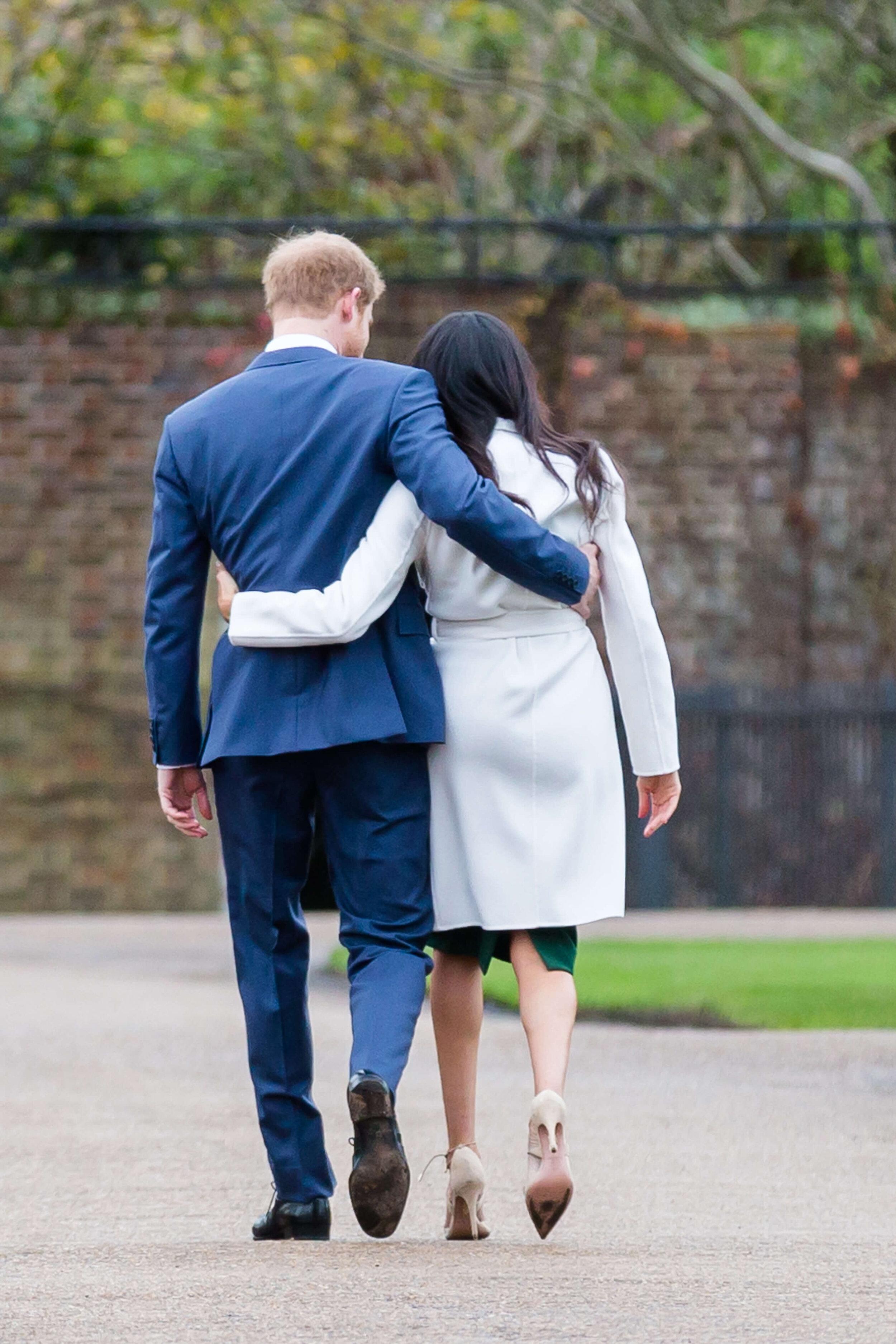 Prinz Harry und Herzogin Meghan kehren der Königsfamilie den Rücken zu. Sie werden künftig keine Senior-Royals mehr sein, deren Hauptaufgabe es ist, das Königshaus zu vertreten.  © picture alliance / Photoshot