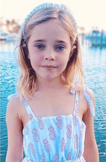 Prinzessin Leonore wird heute sechs Jahre alt. ©instagram.com/princess_madeleine_of_sweden