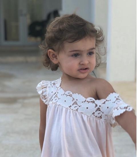 Was für ein süßes Mädchen! Prinzessin Adrienne feiert heute ihren zweiten Geburtstag. © Prinzessin Madeleine