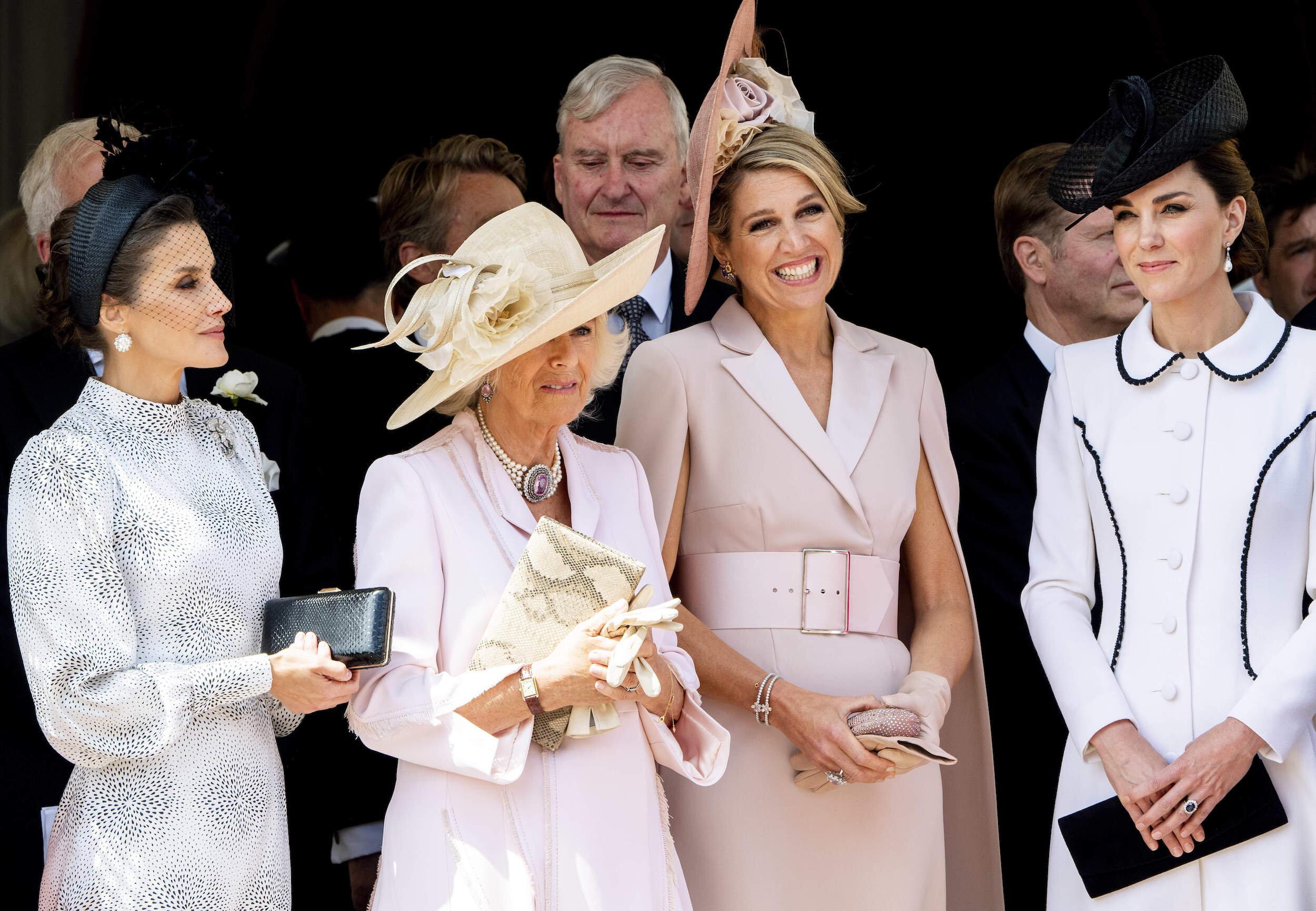So ein gemeinsames Treffen der Royals wird es in nächster Zeit nicht geben. Die meisten Termine werden nun abgesagt.  © picture alliance/Dutch Photo Press