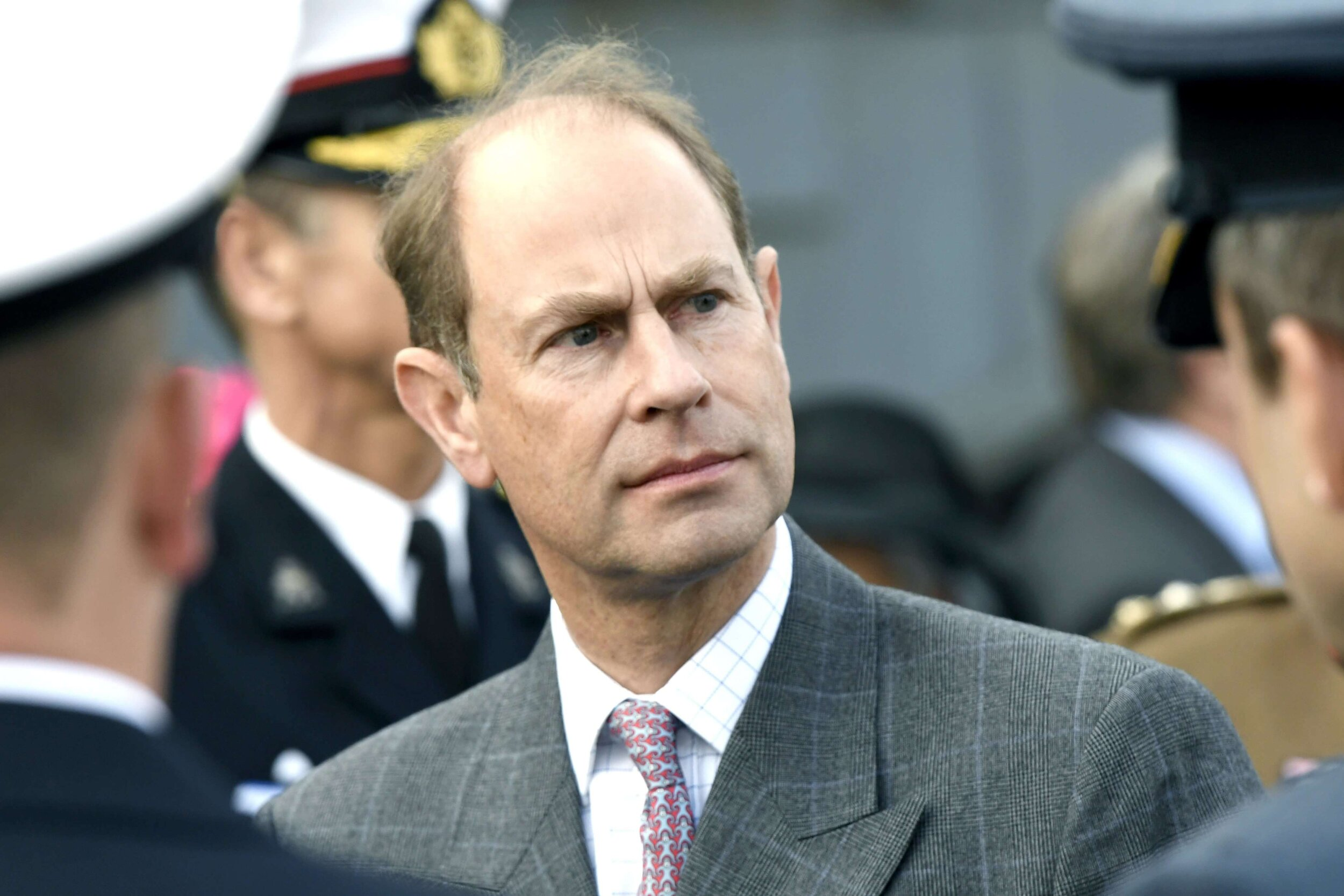 """Prinz Edward liebt Theater und Filme. Seine eigene TV-Produktionsfirma """" Ardent"""" gab er jedoch auf, um die Königsfamilie zu unterstützen. © picture alliance/RoyalPress Europe"""