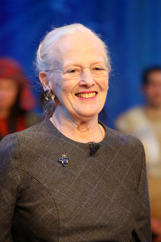 Königin Margrethe bekommt von ihren treuen Untertanen eine besondere Überraschung zum Geburtstag.  © picture alliance / PPE
