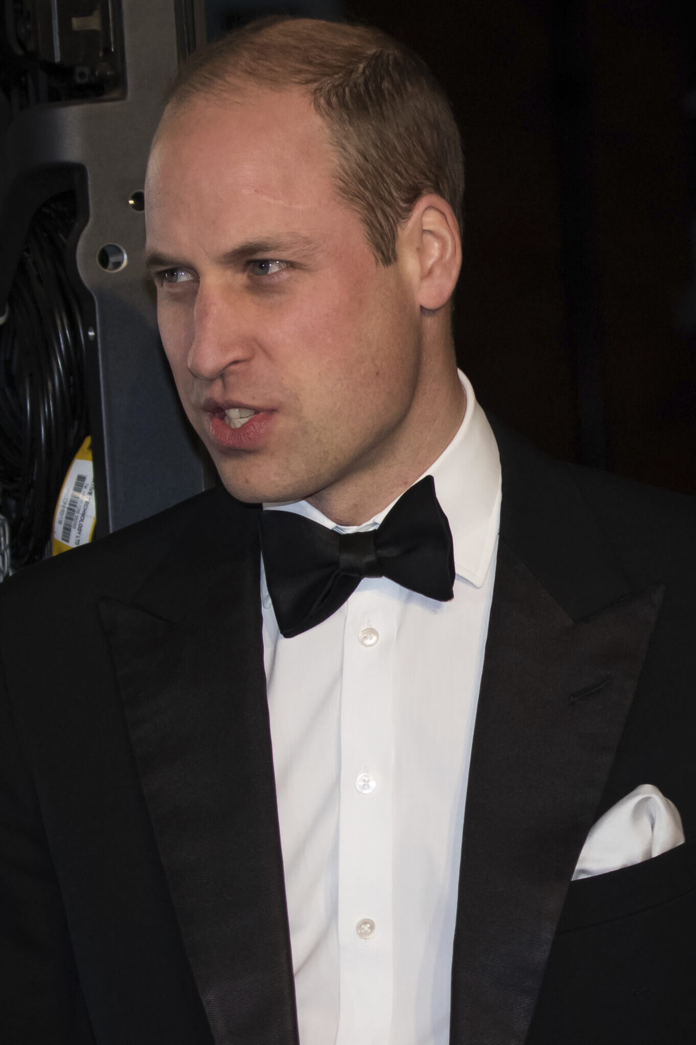 Prinz William schwärmte als Teenager für Models. Deswegen lud Prinzessin Diana die Laufstegschönheiten zu ihnen nach Hause ein.  © picture alliance/AP/Invision