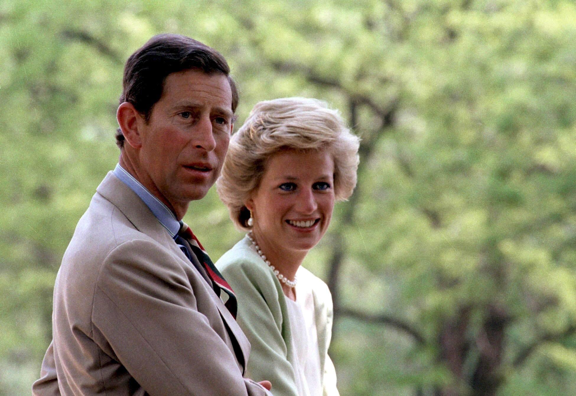 In einem Interview erinnerte sich Prinzessin Diana an ihre Anfänge mit Prinz Charles. © picture-alliance/ dpa