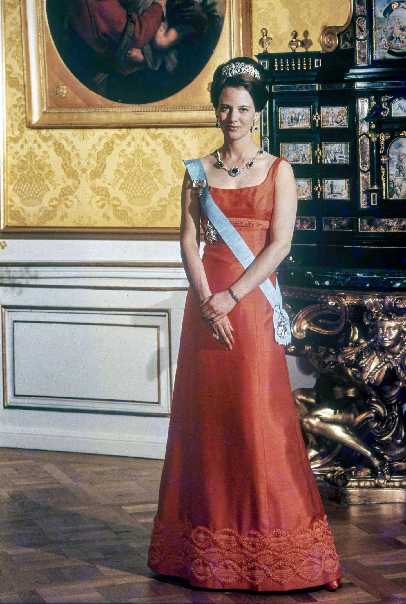 Königin Margrethe ist die älteste von drei Schwestern. Sie steht Prinzessin Benedikte und Ex-Königin Anne-Marie sehr nah.  © picture alliance/dpa