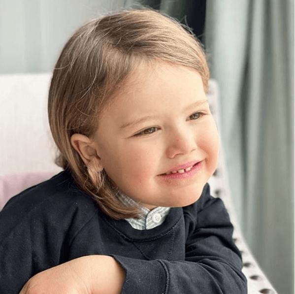 Zum Geburtstag von Prinz Alexander wurde heute dieses Foto veröffentlicht. © Prinsparet /Instagram