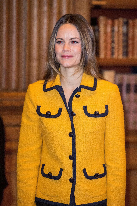 Prinzessin Sofia hatte es am Anfang schwer. Viele verurteilten die Frau von Prinz Carl Philip wegen ihrer Vergangenheit und ihren Tattoos. © picture alliance/DPR