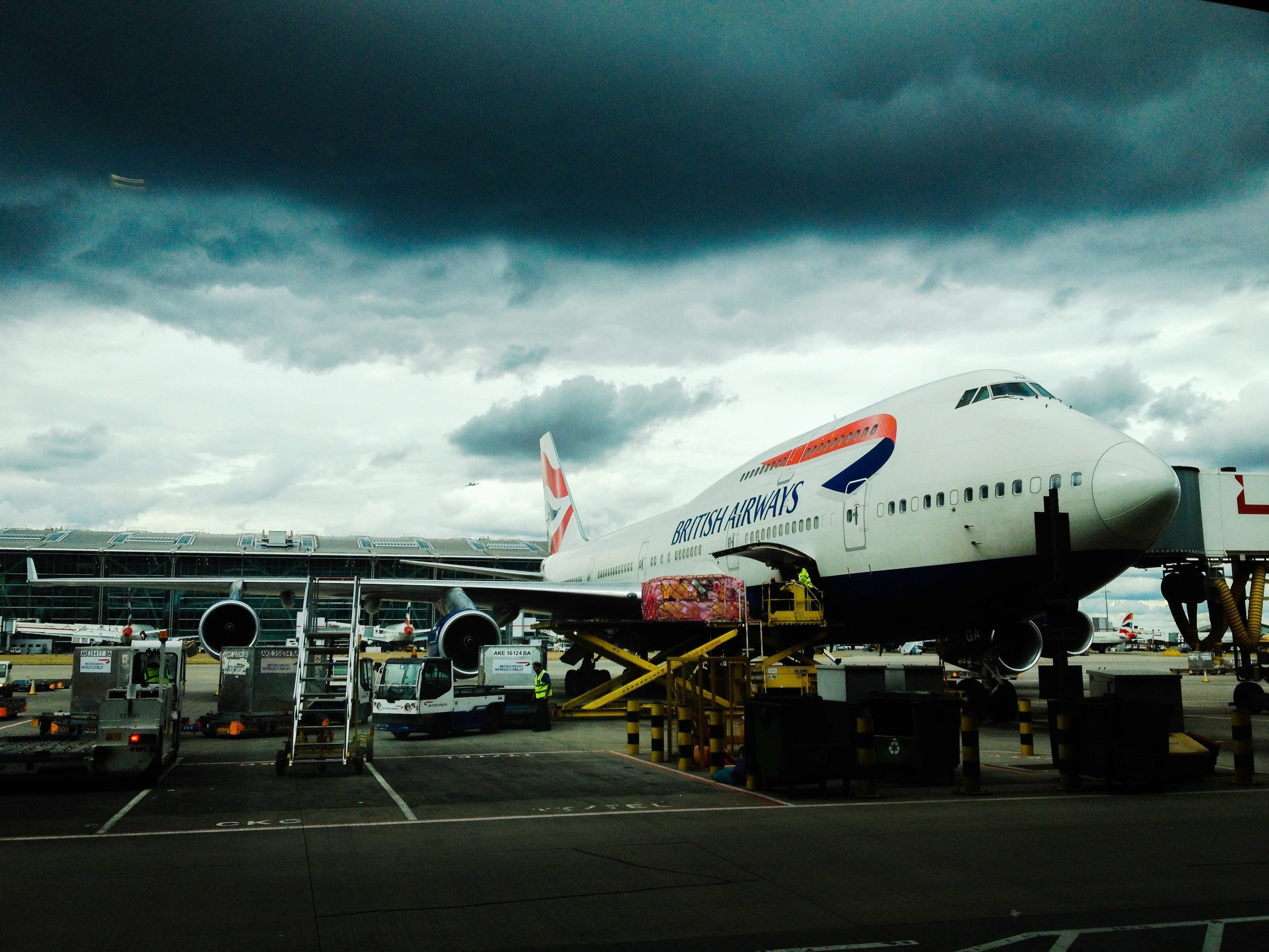 British Airways says it changed its uniform policy in 2007 to accommodate the wearing of religious symbols. (Photo:  Francois Van  |  Unsplash )