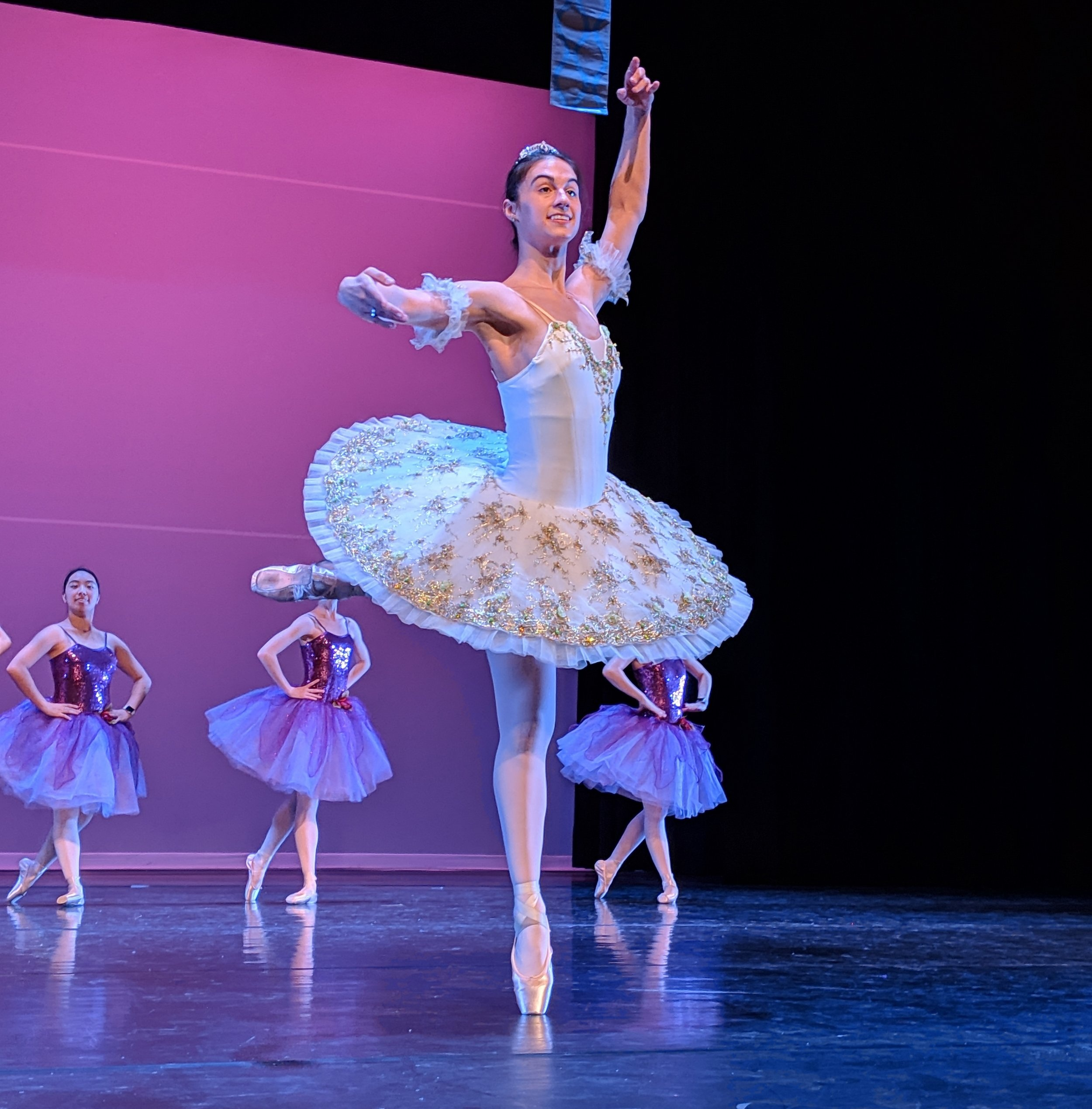 Premium Costume Rental - While other dance studios make you purchase single-use costumes for performances, Misako Ballet Studio & Misako Beats have large varieties of unique dance costumes that students rent for recitals. This allows our growing dancers to enjoy wearing high quality costumes while staying budget-friendly.