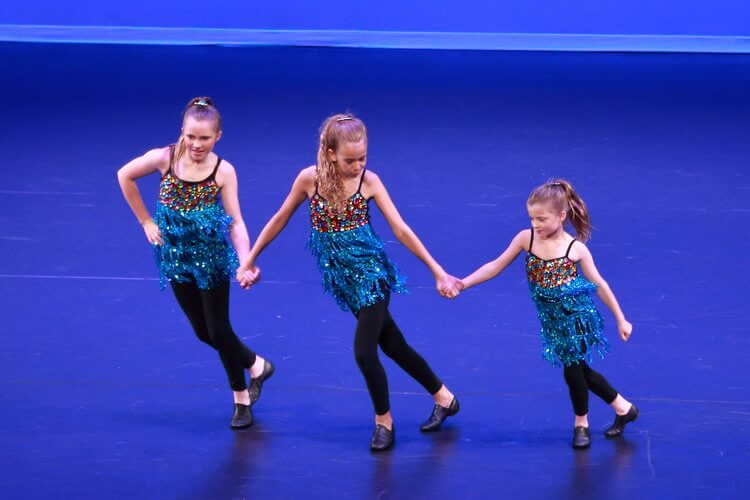 Jazz Dance Performance