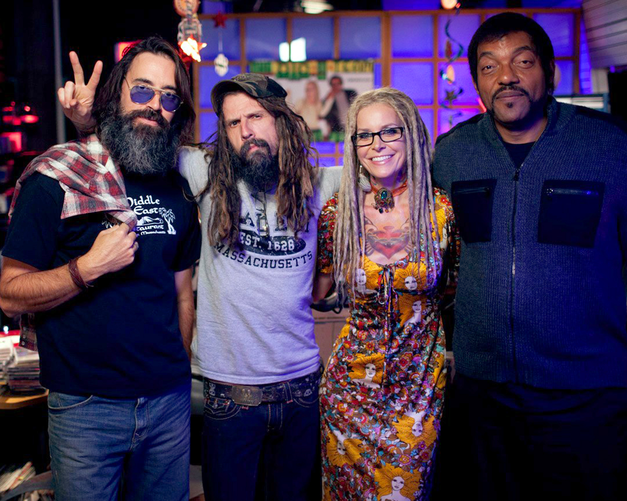 THE LORDS OF SALEM with Rob Zombie, Sheri Moon Zombie and Ken Foree.