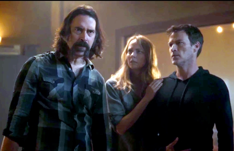 THE GIFTED with Amy Acker and Stephen Moyer.