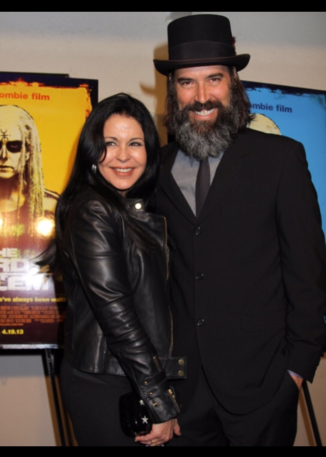 THE LORDS OF SALEM PREMIERE with Maria Conchita Alonso.