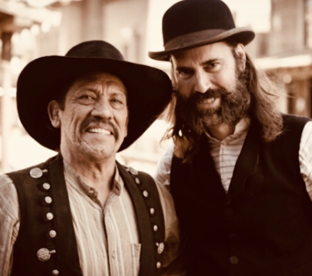 THE WEIGHT OF BLOOD AND BONES with Danny Trejo.