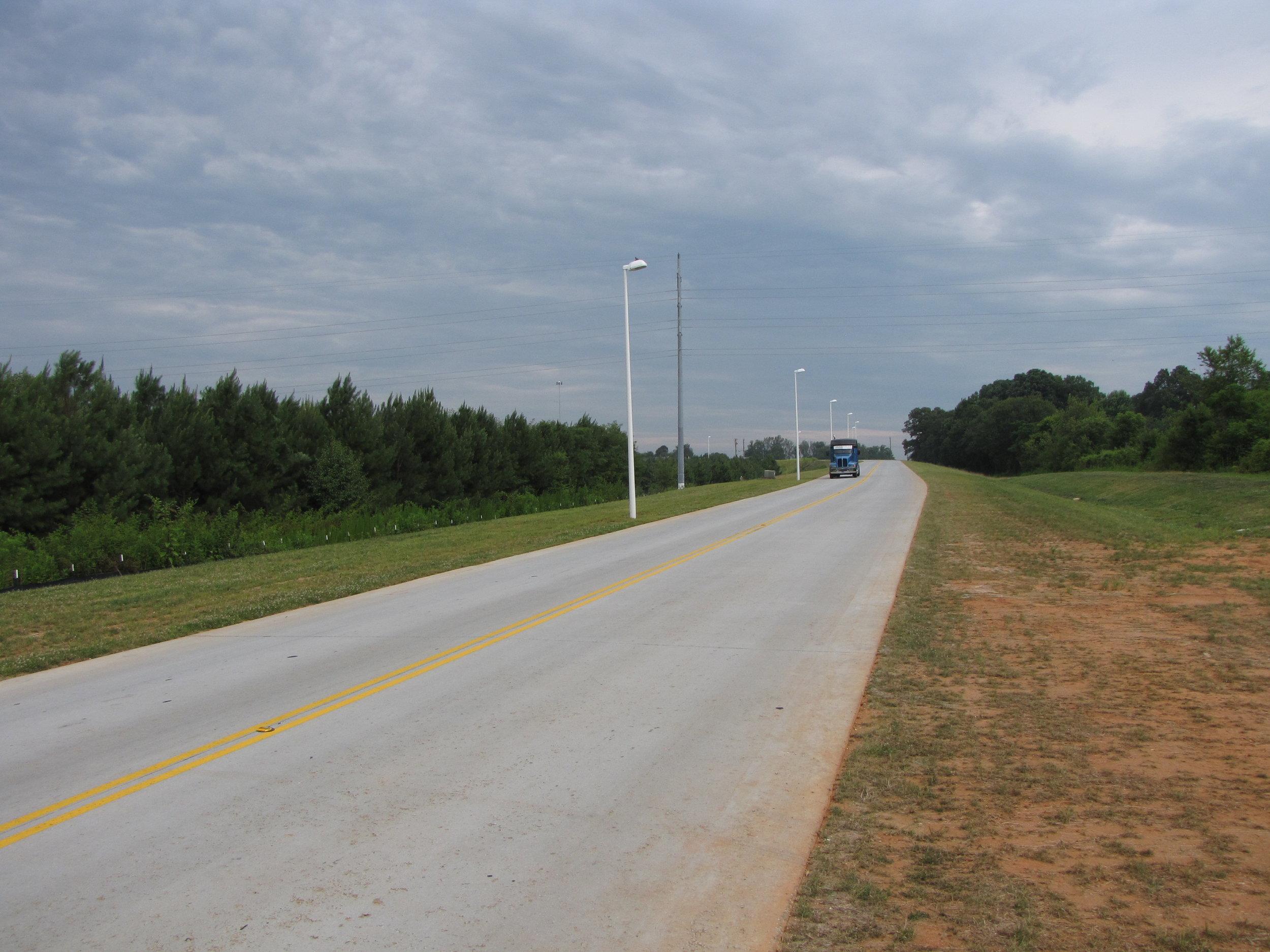 SCIP RCC Access Road.JPG
