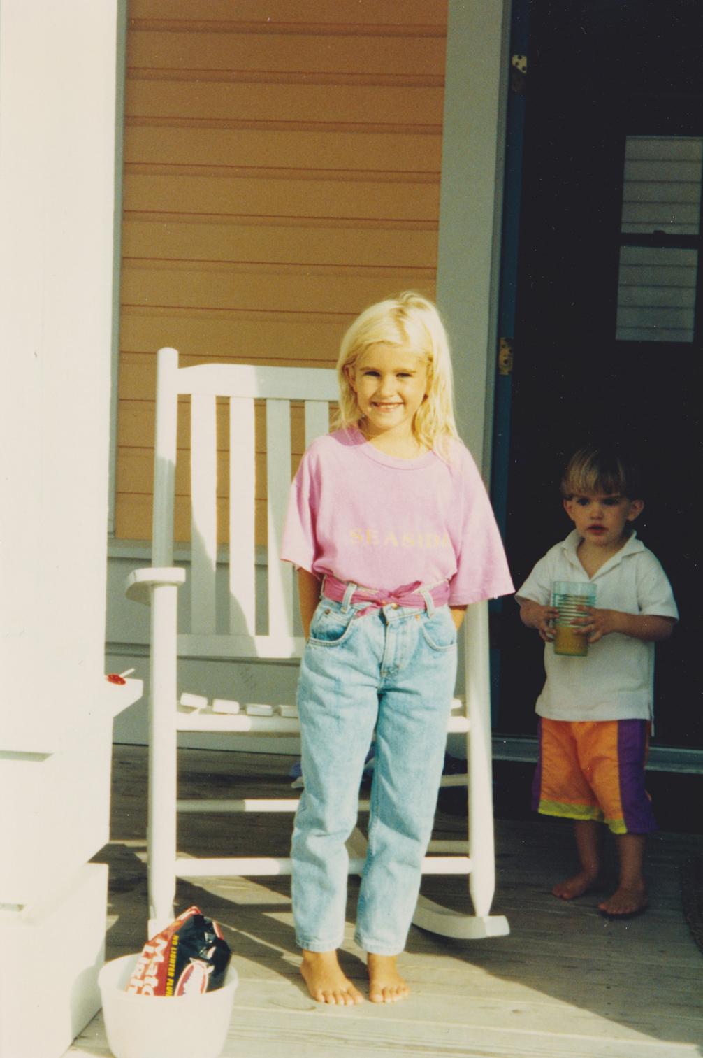 I really wish I still had this outfit.