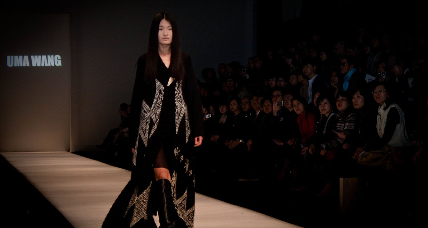 New York Fashion Week Globe The Globalized Promotion For Chinese Brands