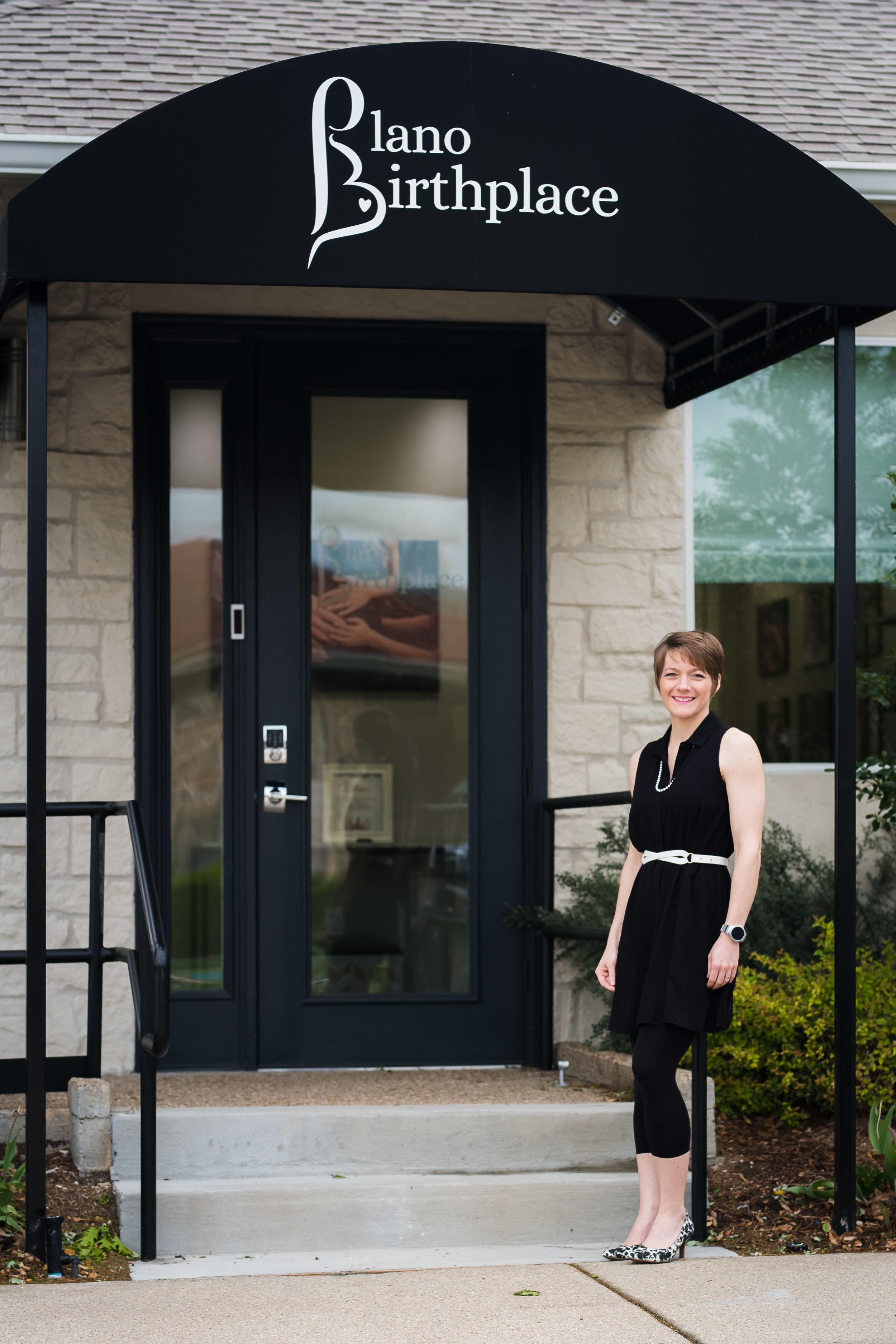 Adrienne Jones Plano Texas Midwife