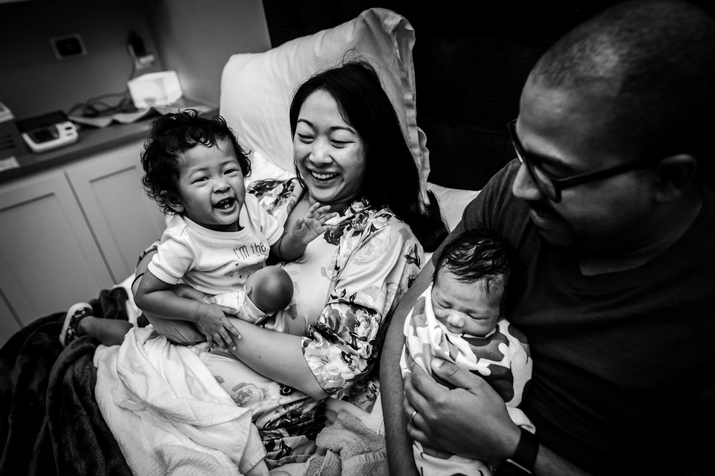 Birth Photography Plano