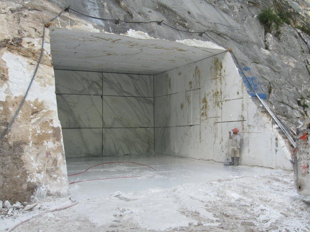 The Quarry today