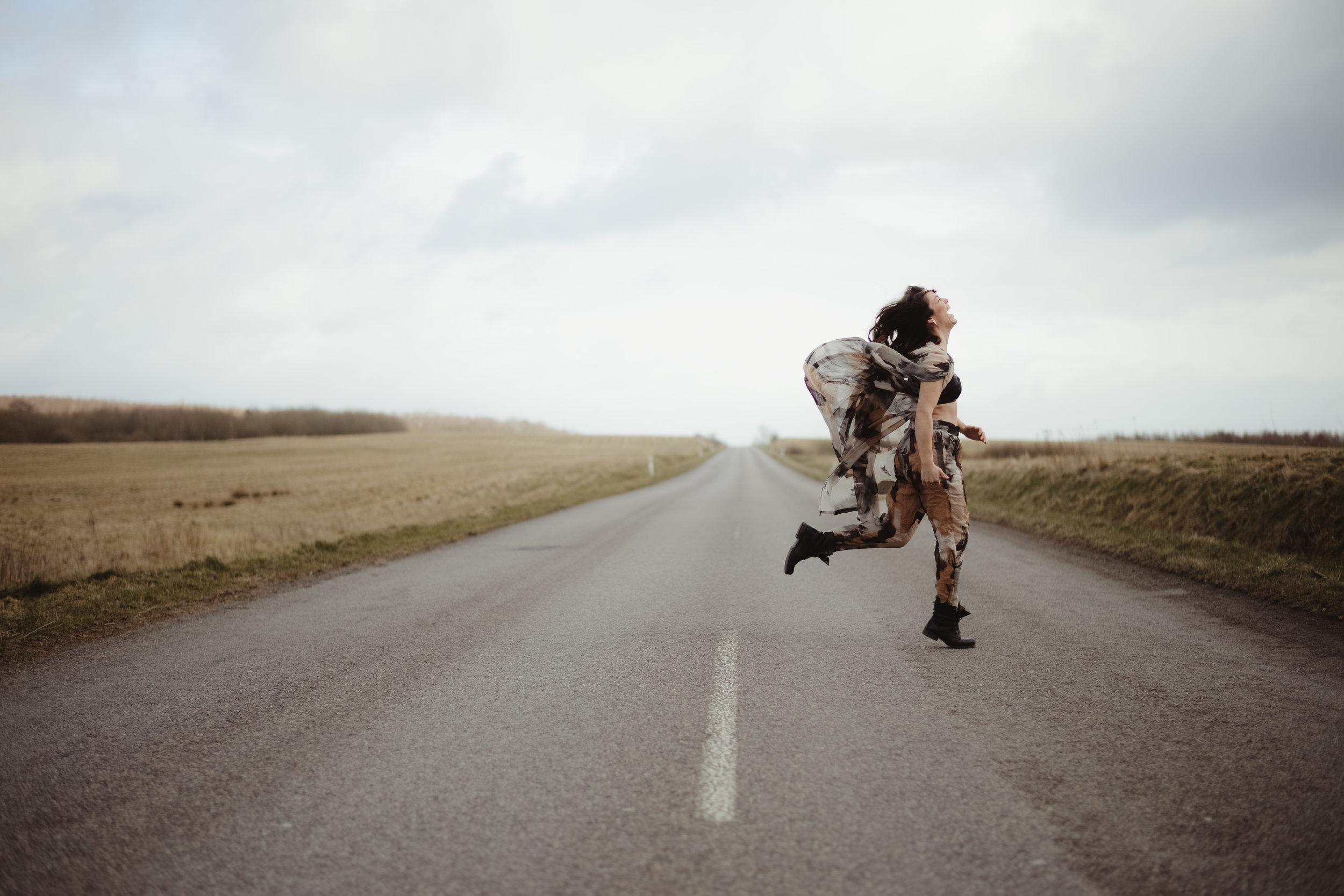 JosefineIngversen, on the road.jpg