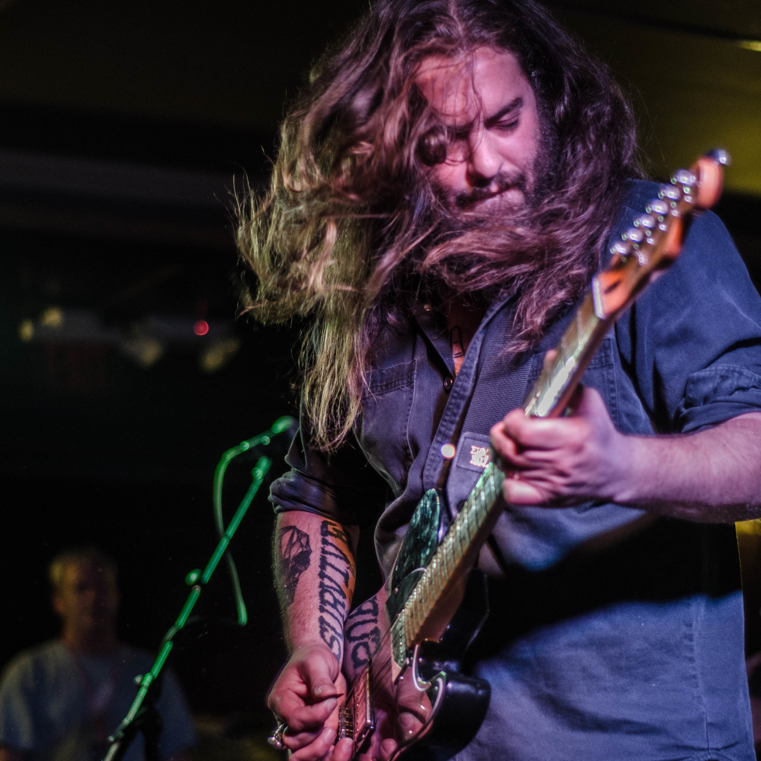 STRAND OF OAKS / REIGNING SOUND  12-10-15 Cannon's Blackthorn, Rockville Centre NY