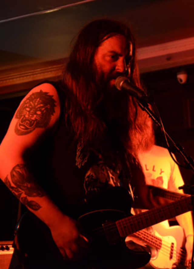 THE FELICE BROTHERS / STRAND OF OAKS  2-7-15 Cannon's Blackthorn, Rockville Centre NY